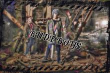 RUDE BOYS〜無慈悲なる街の亡霊〜 プリ画像