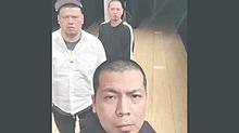 坊主3兄弟の画像(野性爆弾に関連した画像)