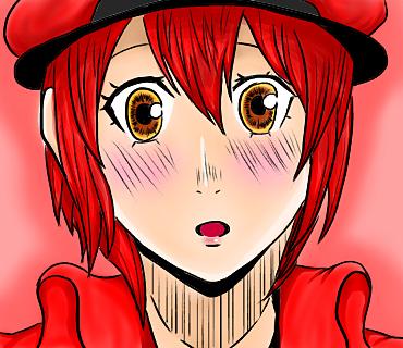 赤血球ちゃんの画像(プリ画像)