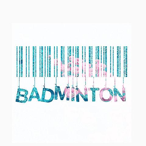 バドミントンバーコードの画像(プリ画像)