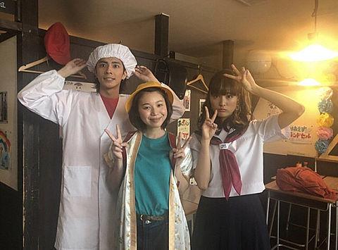 中尾暢樹君、大友花恋ちゃん、金澤美穂ちゃんの画像 プリ画像