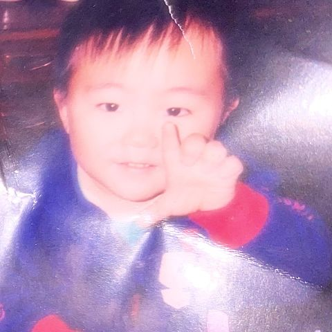 自分の3歳の時の写真です。の画像(プリ画像)