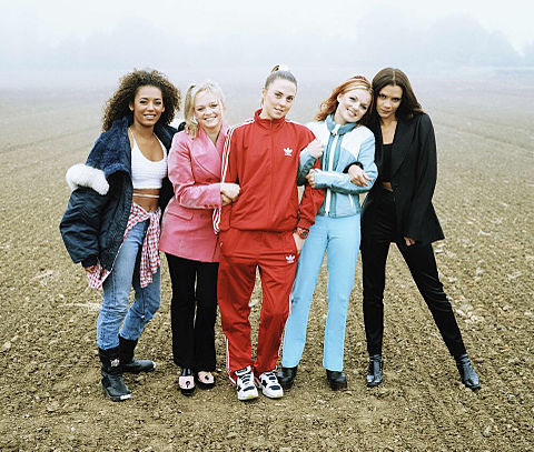 Spice Girlsの画像(プリ画像)