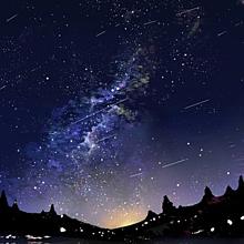 綺麗星空6の画像(綺麗 天の川に関連した画像)