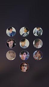 ロック画面 ボタンの画像(プリ画像)