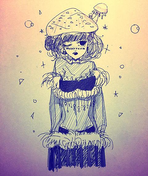 mushroomの画像(プリ画像)