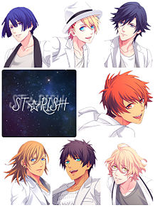 ST☆RISH プリ画像