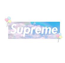 supreme ロゴ プリ画像