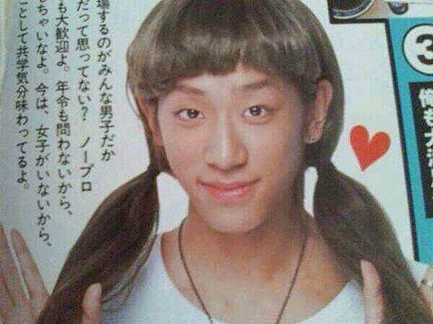 小山慶一郎 女装の画像 プリ画像