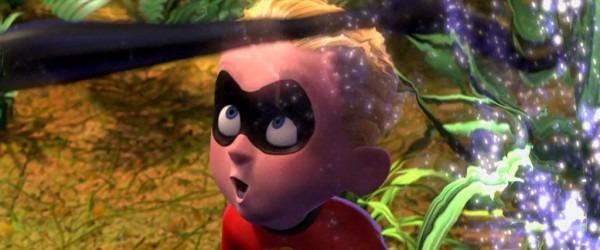ジャックの顔。ミスターインクレディブル