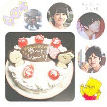 Birthdayケーキ♪の画像(プリ画像)