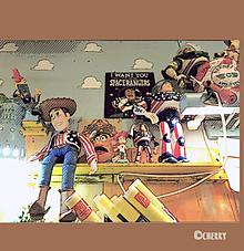 トイ・ストーリーカフェの画像(カフェ 壁紙に関連した画像)