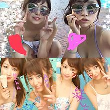 前田亜美 小森美果 元AKB48 プリクラの画像(小森美果に関連した画像)