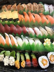 好きなネタのお寿司の画像(お寿司に関連した画像)