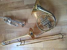 金管楽器の画像(金管楽器に関連した画像)