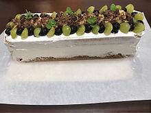 職場の誕生日会の手作りケーキの画像(手作りケーキに関連した画像)