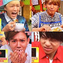 辛いもの食べる7WESTの画像(桐山照史 食に関連した画像)