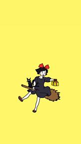 キキ simple BGの画像(プリ画像)