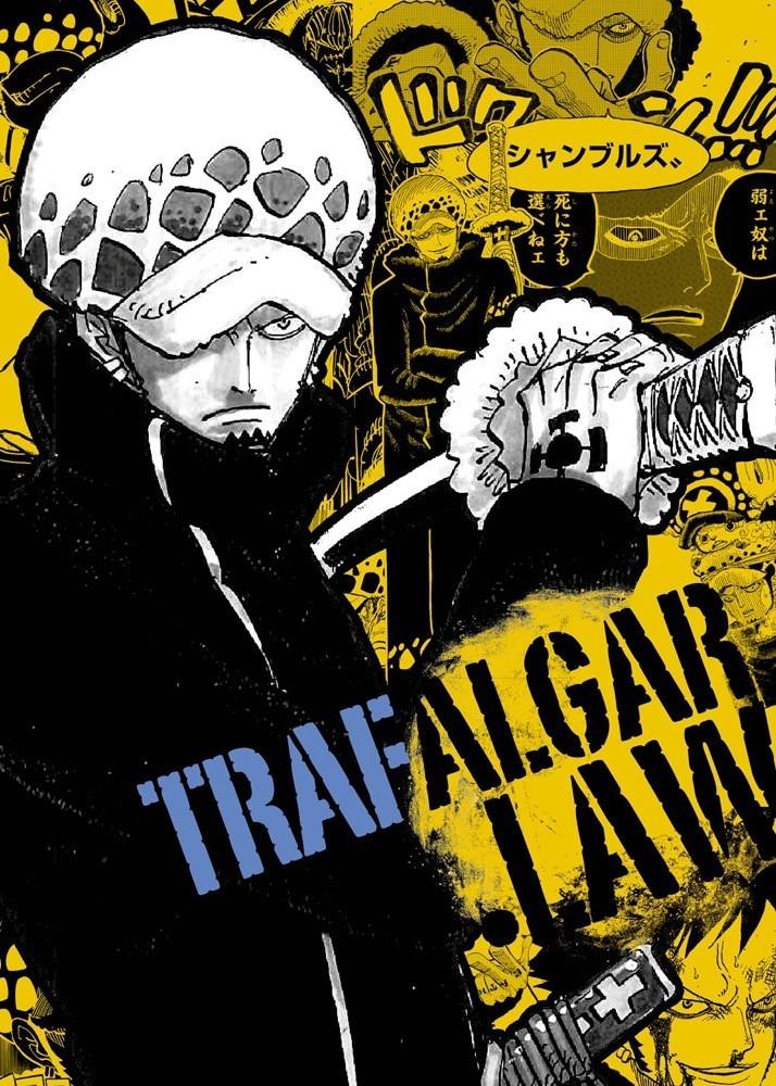 画像 One Piece トラファルガー ロー 画像まとめ 100枚以上 壁紙 高画質 Naver まとめ