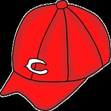 帽子の画像(CARP🎏に関連した画像)