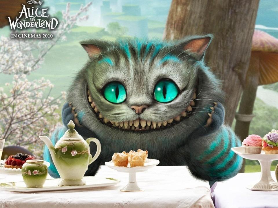チェシャ猫の画像 p1_23