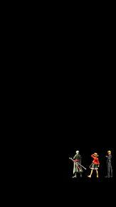 iphone6 ホーム画面 ワンピース ルフィ ゾロ サンジの画像(プリ画像)
