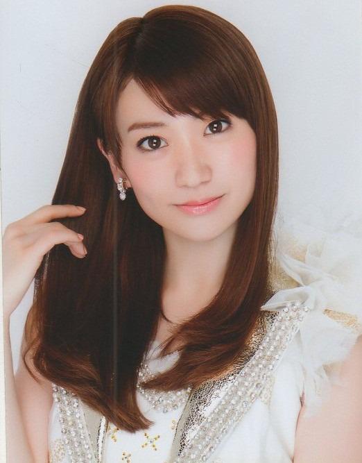 大島優子 卒業!かわいい写真
