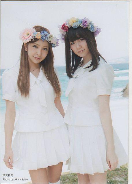 AKB48 板野友美&島崎遥香の画像(プリ画像)