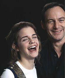 Jason Isaacs Emma Watsonの画像(プリ画像)