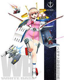ガンダム×艦これの画像(ホワイトベースに関連した画像)