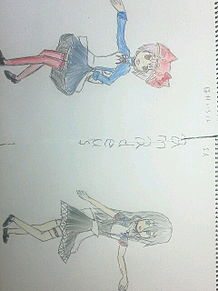 IAさん&猫村いろはの画像(プリ画像)