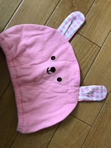 赤ちゃん  ベイビー 帽子 うさぎ プリ画像