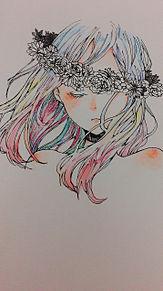 アナログ イラスト 女の子 色鉛筆の画像5点 18ページ目 完全無料画像検索のプリ画像 Bygmo