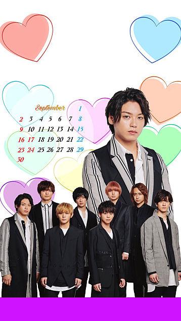 JUMP 9月 ロック画面 髙木雄也の画像 プリ画像
