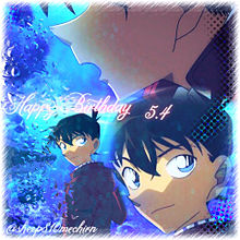 新一コナン生誕祭2017の画像(アニメ/マンガ/漫画に関連した画像)