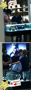 【Super Junior】SiHae go shoppingの画像(Shoppingに関連した画像)