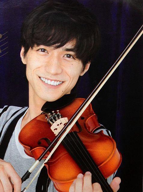 関ジャニ∞ 錦戸亮 ヴァイオリンの画像(プリ画像)