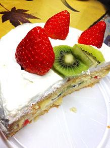 手作りケーキ☆の画像(手作りケーキに関連した画像)
