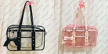 クリアスクールバッグ 痛バッグの画像(クリアバッグに関連した画像)