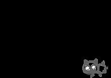 第五人格自己紹介カードテンプレ わんちゃん線画の画像(わんちゃんに関連した画像)