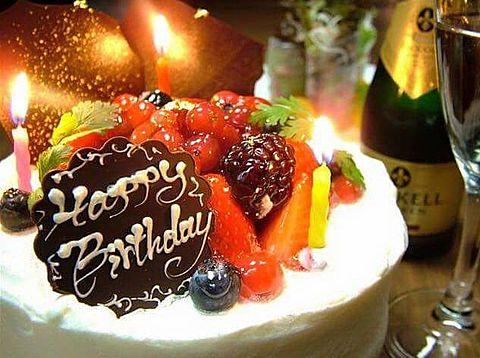 誕生日ケーキの画像(プリ画像)