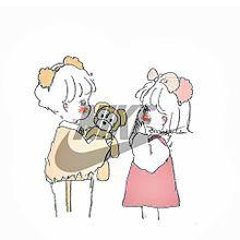 ミッキー プリ画像