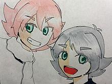 吹雪士郎&アツヤの画像(プリ画像)