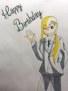 はなへ!!誕生日おめでとう♡アフロディ イナズマイレブンの画像(プリ画像)