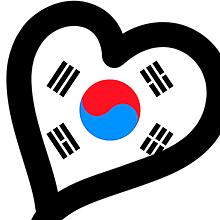 韓国国旗の画像(プリ画像)