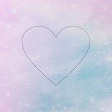 パステルカラー ハート 壁紙の画像131点 完全無料画像検索のプリ画像 Bygmo