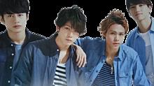 KAT-TUN 背景透過の画像(プリ画像)