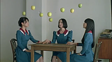 Perfume Spending all my time プリ画像