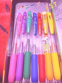 ジャニーズWESTカラーペンの画像(カラー ジャニーズwestに関連した画像)