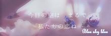 flower Blue sky blue